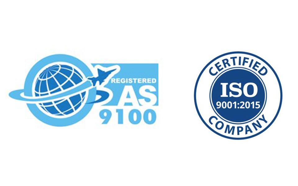 AS 9100 Certified Manufacturer | KLINGER IGI