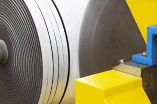 Precision Slitting Services | Lathe Slitter | KLINGER IGI