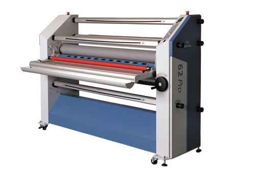 Adhesive Lamination | Laminating Machine | KLINGER IGI