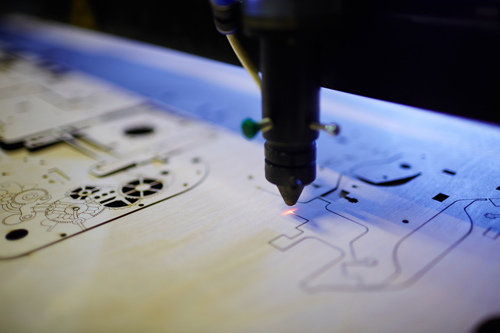 Precision Laser Cutting | KLINGER IGI