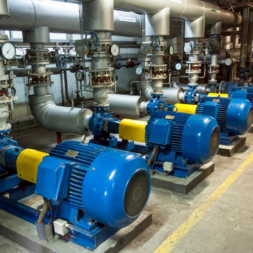 Custom Industrial Parts   Motors & Pumps   KLINGER IGI