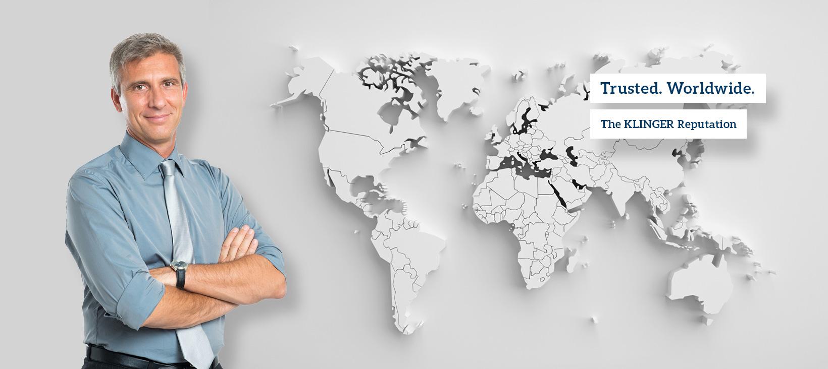 The Klinger Reputation | Trusted. Worldwide.