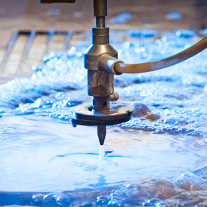 Precision Parts Fabrication | Water Jet Cut Parts